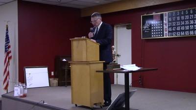 Jim Mitchell Keynote Address