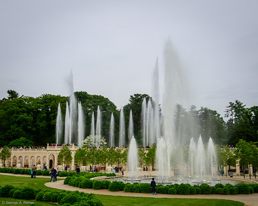 Longwood Gardens - Fountain Preview