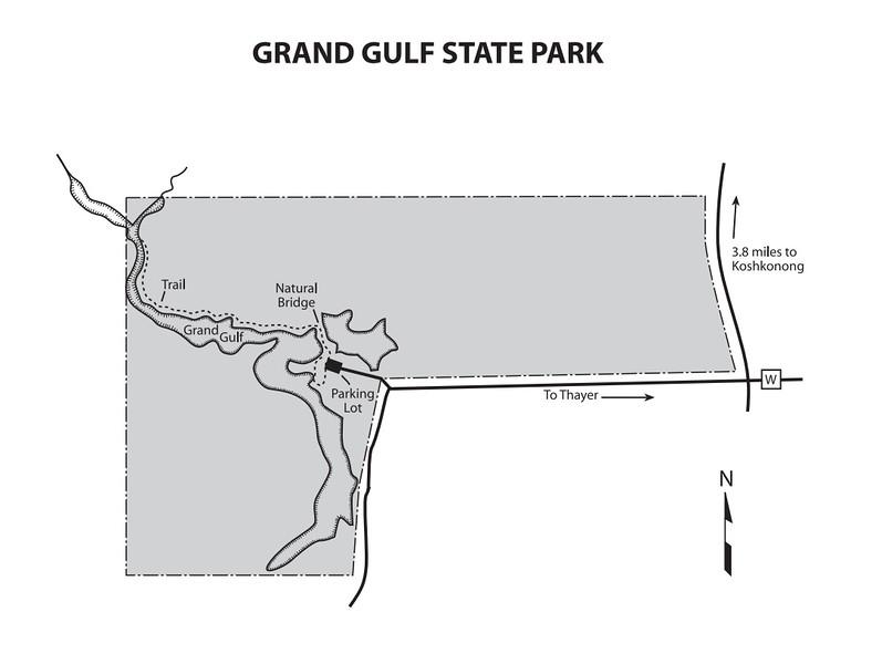 Grand Gulf State Park