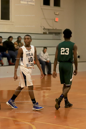 Paul R Brown 2020 Lake basketball