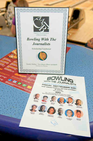 CAABJ Presents - Bowling With The Journalist 9-10-10 by Jon Strayhorn