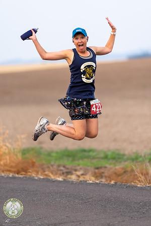2021-8-14 Garlic Festival 5K, 10K, Half-Marathon