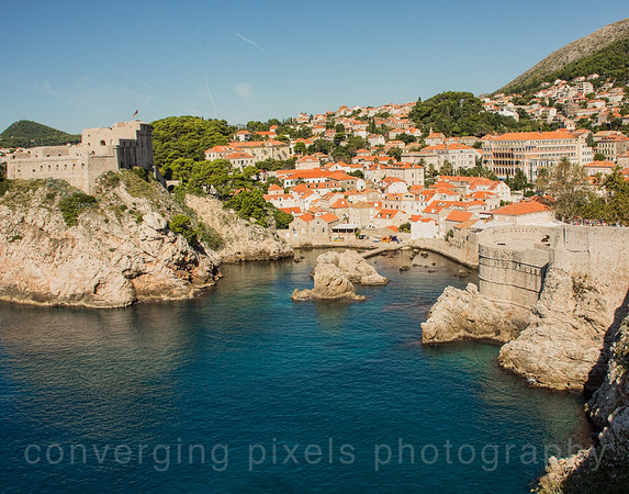 Croatia:  Dubrovnik, Split, Zadar, and Plitvice Lakes.