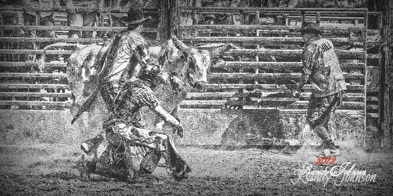 Cowboy & Rodeo Art  2013