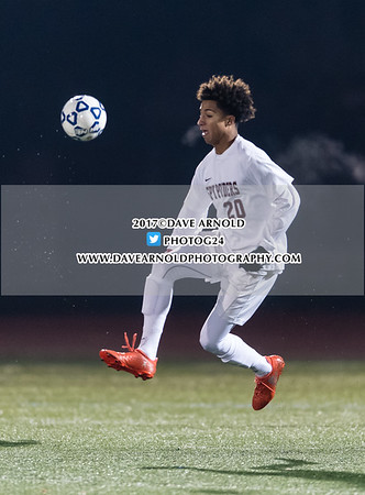 11/13/2017 - Boys Varsity Soccer - MIAA D2 North Final - Concord Carlisle vs Arlington