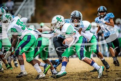 Huntingtown vs St. Charles, Varsity 11-2-18
