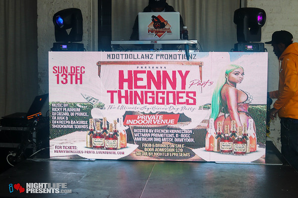 Henny Thing Goes Pt 5