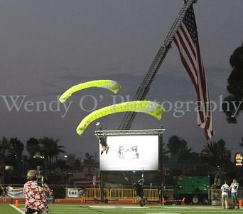 Honor Group Event - Oceanside w DO Football 2013