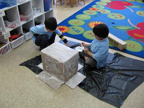 Pre-School/Kindergarten Spring 2009