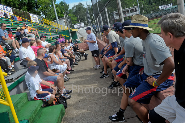 Twins-Todd Walker Memorial Baseball Camp 7-14-2012