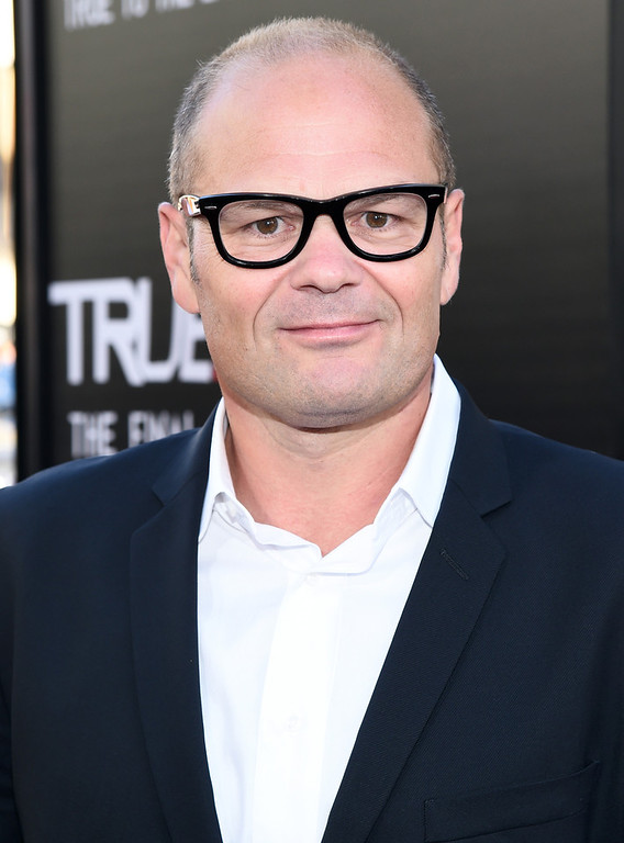 """. Actor Chris Bauer attends Premiere Of HBO\'s \""""True Blood\"""" Season 7 And Final Season at TCL Chinese Theatre on June 17, 2014 in Hollywood, California.  (Photo by Michael Buckner/Getty Images)"""