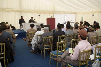 Khilafat Meeting, Group Photos, Nikahs