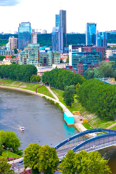 Nemunas River.