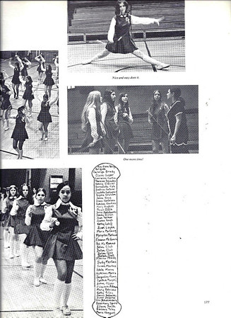DCHS Angelicus 1972 Yearbook