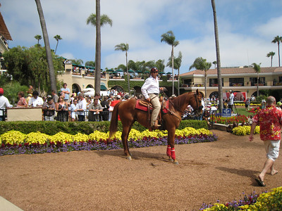Del Mar Races - Opening Day 2007