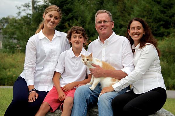 Whittier Family Portraits