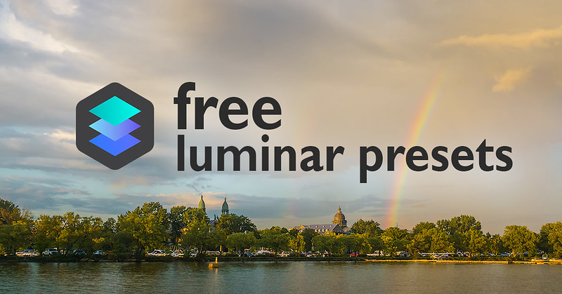 Free Luminar Presets – Travel Collection