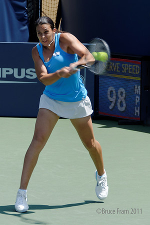 Bank of West Tennis 2011