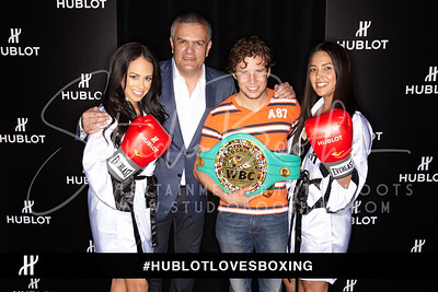 Hublot Studio Booth Friday May 1st