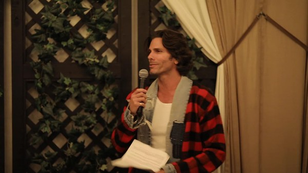 Greg Lauren Speech