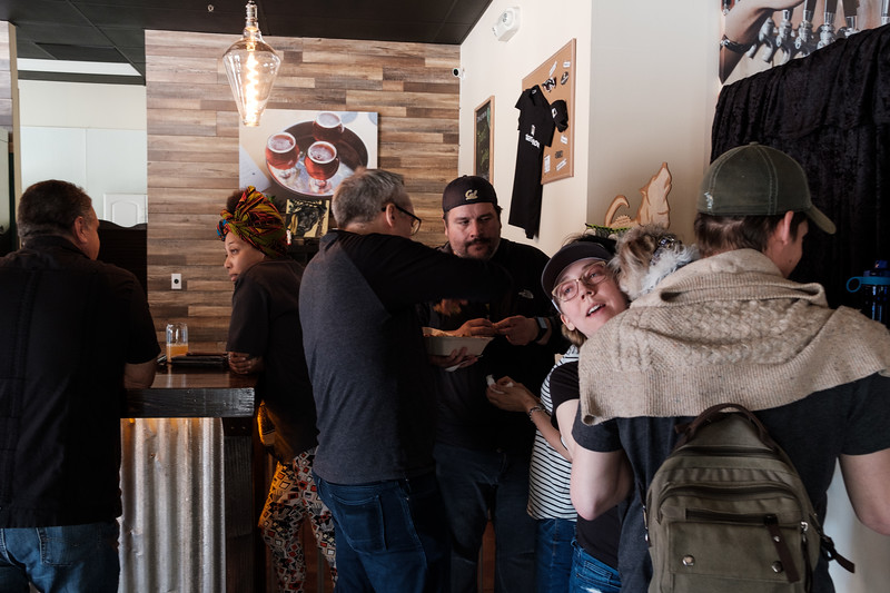 Tigers Taproom Grand Opening