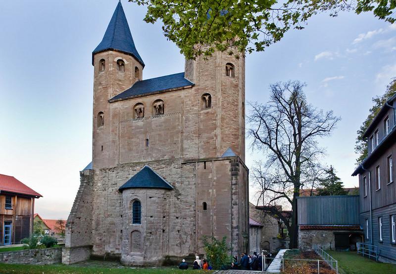 Drübeck, St. Vitus von Westen