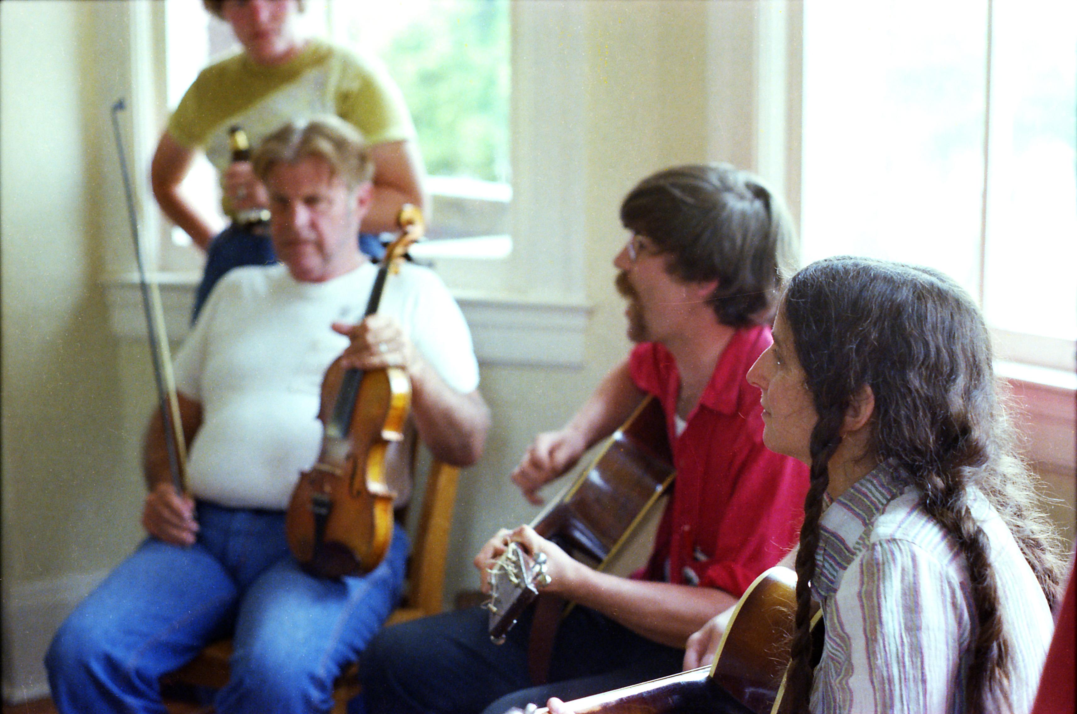 Kenny Hall, Jerry Galaher, Sue Thompson