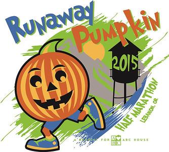 2015 Runaway Pumpkin Half Marathon