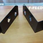 SKU: F-FEEDER/B, Rolled Media Feeding Device Installation Brackets for FastCOLOUR Large Format Printer
