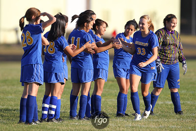 Edison v Southwest Girls Soccer 9-13-11
