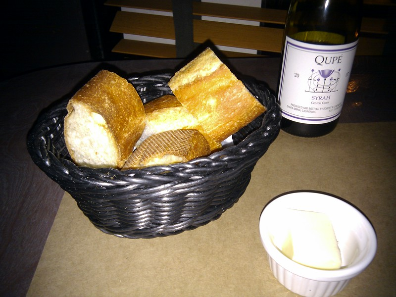 Isa Restaurant - Bread