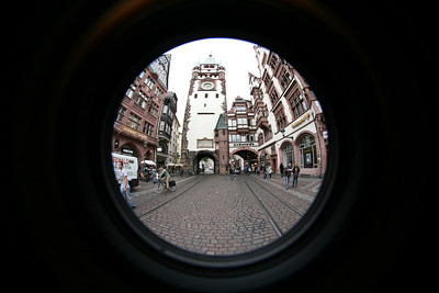 German fisheye's