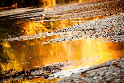 Photo Set - Sunrise Water