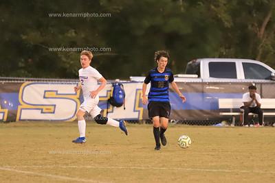 East Bladen 19 Whiteville boys soccer