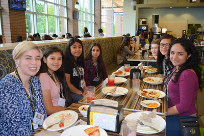 EOA Girls in STEM National Conference Friday May 20, 2016