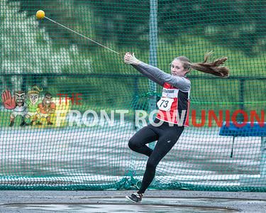 2021-05-23 Athletics NI Senior Throws Meet