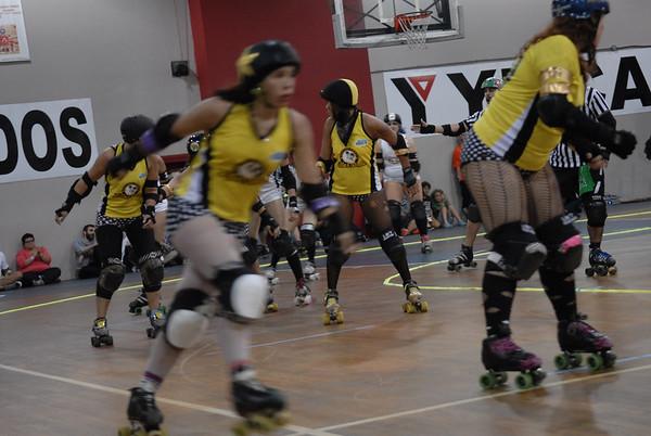 Roller Skating Derby