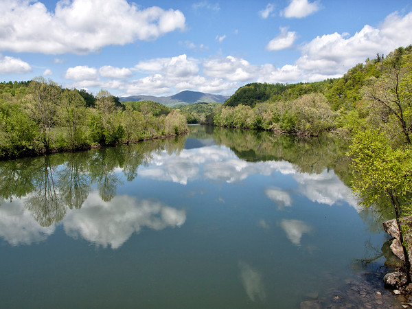Blue Ridge Parkway River_VA-0920