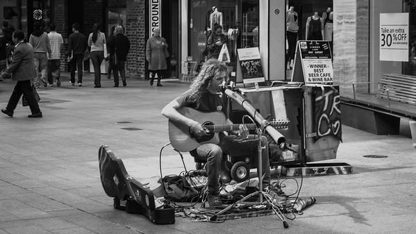 Adelaide Street Photography - Monochrom