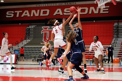 2020-21 Women's Basketball vs. Palm Beach Atlantic (SSC Tournament)