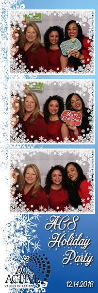 ACS Holiday Party (12/14/18)