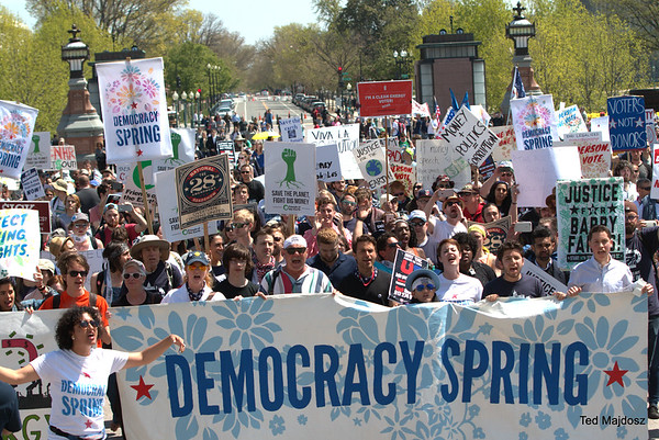 Democracy Spring 4/16/16
