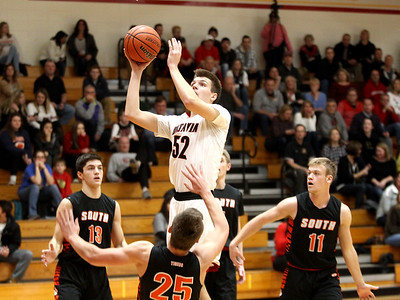Batavia boys basketball vs. Wheaton Warrenville South