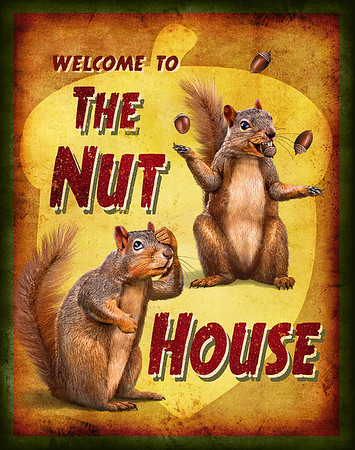 At The Nut House