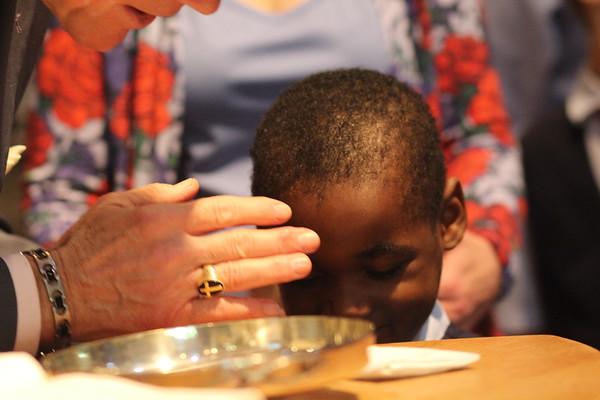 Dougherty Baptism