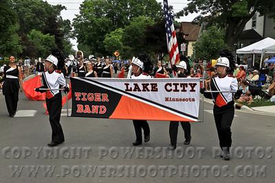 Lake City Tiger Band