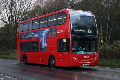 12. December Bus Observations.