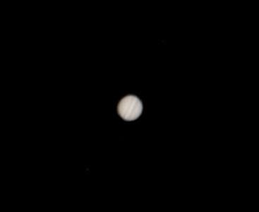 Jupiter - 28/10/2011 (Processed single raw image)