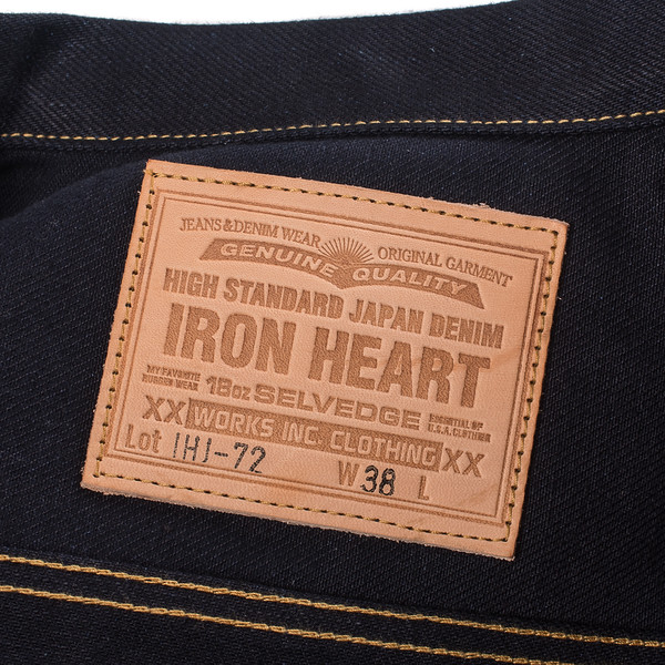 Indigo-Indigo 18oz Raw Selvedge Denim Type ll Jacket-26954.jpg