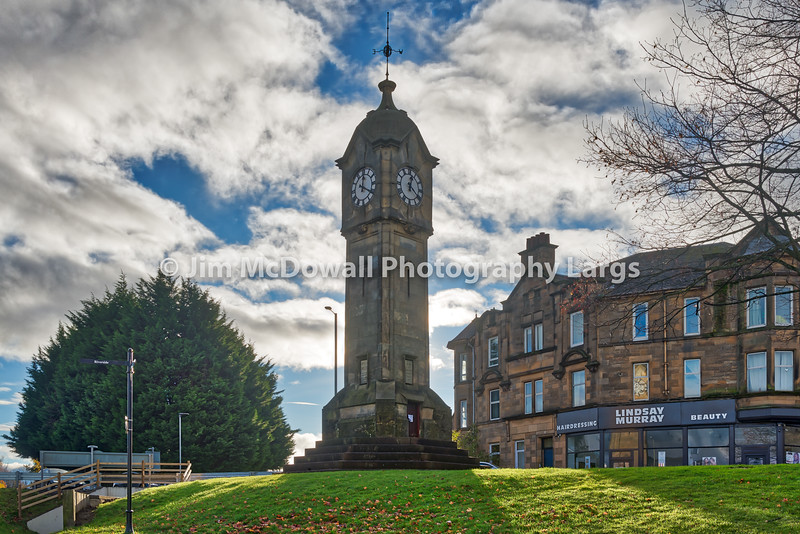 Stirling Bridge Clock Tower